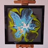 Картина живопис абстракція Fluid Art #26 acrylic, фото №2