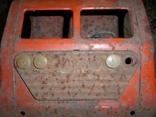 Грузовик ЛТЗ.СССР. Длинна 59 см.Вес 2900 грамм., фото №12