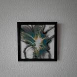 Картина живопис абстракція Fluid Art #27 acrylic, фото №10