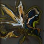 Картина живопис абстракція Fluid Art #28 acrylic, фото №5