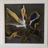 Картина живопис абстракція Fluid Art #28 acrylic, фото №9