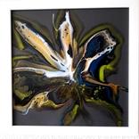 Картина живопис абстракція Fluid Art #28 acrylic, фото №11