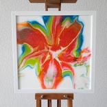 Картина живопис абстракція Fluid Art #29 acrylic, фото №4
