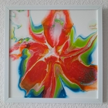 Картина живопис абстракція Fluid Art #29 acrylic, фото №6