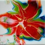 Картина живопис абстракція Fluid Art #29 acrylic, фото №10