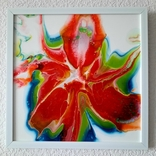 Картина живопис абстракція Fluid Art #29 acrylic, фото №11