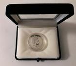 "Монета 50 центов Австралия ""Год свиньи"", 2007 го, серебро, фото №6"