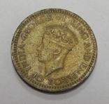 25 центов, 1943 г Цейлон, фото №3
