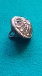 Пуговица кафтанная малая., фото №3