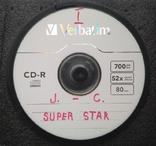 """""""ВОХ"""" №5. Рок-гурти та виконавці. 10 СD-дисків. Від """"Deep Purple"""" до """"Supertramp"""", фото №9"""