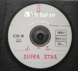 """""""ВОХ"""" №5. Рок-гурти та виконавці. 10 СD-дисків. Від """"Deep Purple"""" до """"Supertramp"""", фото №12"""