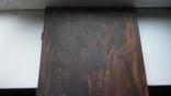 Икона Три Святых. 31 см х 38 см., фото №2