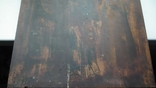 Икона Три Святых. 31 см х 38 см., фото №3