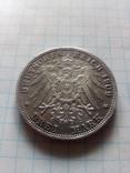 3 марки 1909 Прусія, фото №7