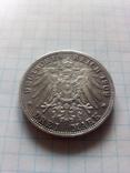 3 марки 1909 Прусія, фото №8