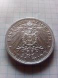 3 марки 1910 Баварія, фото №5