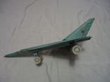 Самолет, металлический, СССР, фото №4
