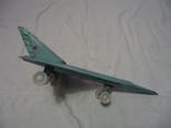 Самолет, металлический, СССР, фото №5