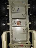 Тягач ГНОМ-3 на радіоуправлінні, фото №6
