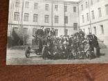 1930 Одесса Выпуск инженеров организаторов территорий Трактор, фото №4