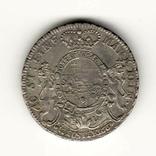 1/4 талера 1766 р, Гессен, фото №3