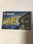 Аудио кассета BASF CE II CROME EXTRA 90, фото №2