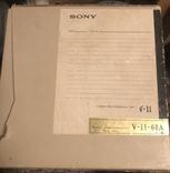 Видеолента Sony V-11-60A, новая., фото №4