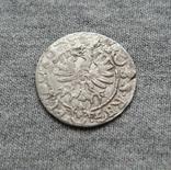 Коронный грош 16Z5 года. Сиг. ІІІ Ваза., фото №8