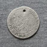 Шестак 1626 года. Сиг. ІІІ Ваза ( GROSS ... PO ). R4., фото №3