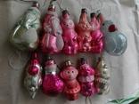 Ёлочные игрушки времён СССР.Ялинкові прикраси, фото №2