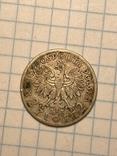 5 злотых 1933,2 злотых 1932 Польша серебро Королева Ядвига знак монетного двора, фото №5