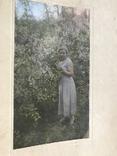 Фото 30х Девушка Платье Сирень, фото №6