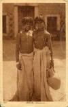 Две обнаженные подурги-арабки. Ню, эротика. 1900-1910-е гг., фото №2
