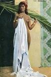 Обнаженная красавица-бедуинка. Ню, эротика. 1900-1910-е гг., фото №2