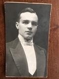 1927 Курск Представительный Мужчина с бабочкой, фото №8