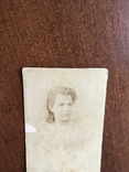 1897 Фото Лежнева 19 век Девушка, фото №4