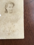 1897 Фото Лежнева 19 век Девушка, фото №7