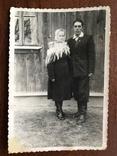 Старое фото Деревянный дом Сапоги, фото №2