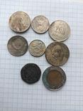 Монеты разные стран Европы, фото №3
