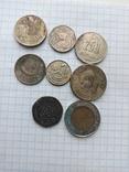 Монеты разные стран Европы, фото №4