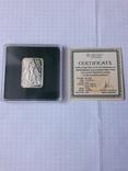 10 злотих 2006 р Польща срібло, фото №2