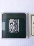 10 злотих 2006 р Польща срібло, фото №3