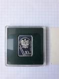 10 злотих 2006 р Польща срібло, фото №6