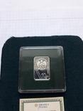 10 злотих 2006 р Польща срібло, фото №10