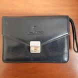 """Мужская сумка - кошелек кожа """"Adamas Collection"""" № 59137, фото №2"""