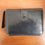 """Мужская сумка - кошелек кожа """"Adamas Collection"""" № 59137, фото №5"""