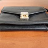 """Мужская сумка - кошелек кожа """"Adamas Collection"""" № 59137, фото №12"""