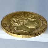 20 франков. 1851. Республика. Франция (золото 900, вес 6,45 г), фото №10