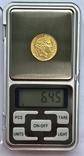 20 франков. 1851. Республика. Франция (золото 900, вес 6,45 г), фото №11