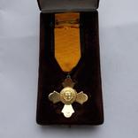 Греция. Орден Феникса, 3-й тип. 4-я степень. В родной коробке., фото №4